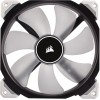 Cooler Fan Para Gabinete Ml140 Pro 140mm Led Branco Pwm Co-9050046-ww - Corsair